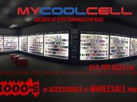MyCoolCell is your one stop shop for all your Cell