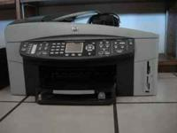 HI! I HAVE A HP 7310 OFFICE JET ALL IN ONE THAT PRINTS