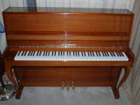 FAZER ,46? UPRIGHT PIANO Made in Finland in 1994, this