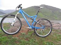 .Awesome condition full suspension 29er mountain bike