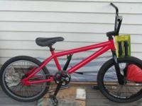 what your getting is a very high end bmx bike that the