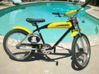 Felt 2009 ( Vintage Iron Bolt ) 3 speed Motocross