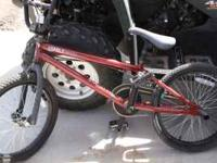 20.5 Felt Bmx Bike. Great condition hardley ever rode