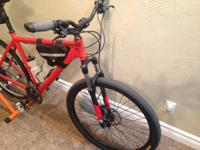 Felt 29r mountain bike, very wonderful shape generally