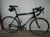 2007 Felt Z35 carbon fiber road bike 58cm...I am 6'2""