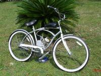 Felt Mango Cruiser Motorized Bicycle Excellent