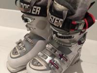 Used Female Atomic Ski Boots size 22.5-23 (US size