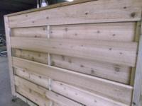 New & Reclaimed Wood Cedar Fence Pickets, 1x''x4''x6'
