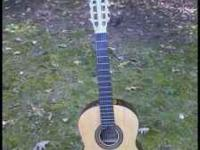 This 6 String Fender Acoustic guitar is in great shape,