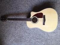 Make: Fender MODEL: DG200SCE This guitar is out of