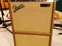 Mint condition fender acoustic instrument amplifier.