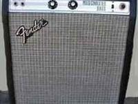 THIS AMP SOUNDS INCREDIBLE AND HAS GOT GREAT TONE!