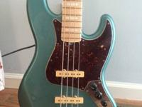 1982 American Jazz body in Lake Placid blue with a