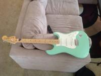 This is for the Fender American Special Stratocaster