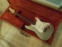 Up for sale fender american stratocaster standard strat
