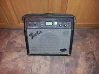 Fender G-DEC amphas 50 different sounds also has