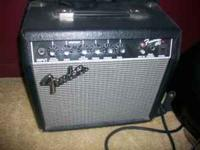 FENDER 5G AMP 38 W= MAKE ME AN OFFER!!! CALL OR TEXT