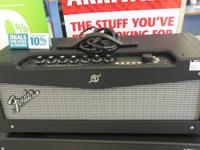 For Sale!!!  Fender Amp Head Model: Mustang V Watts: