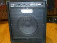 From the manufacturer: The Rumble 60 combo pushes out