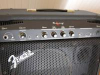 Sold is a Fender Bassman 60 amp. The amp is in