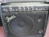 I have a Fender Bassman 60 bass amp for sale. This bass
