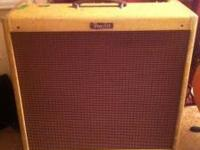 Fender Blues Deville 410 Reissue Guitar Amp Tubes need