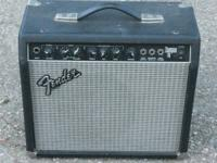 For sale is one US-made FENDER CHAMPION 110 GUITAR AMP.