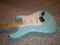 2008 USA Fender Custom Classic, Custom Shop Strat, near
