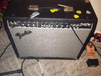 I am the second owner of this amp. There are no