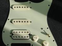 A Pristine condition - Loaded pickguard - from my 2007