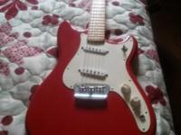 Offering excellent condition Mexican-Made Fender Duo