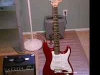 I have a Fender strat starter kit that is in perfect
