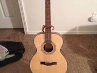 Up for sale is a fender FA125s. Great guitar for