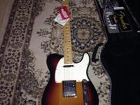 Fender American 60th Anniversary Stratocaster (New)