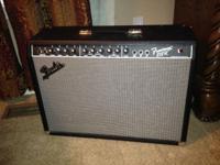 """Fender Frontman 212R Guitar Combo Amp, 100 W, 2x12"""","""