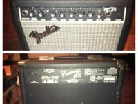 Fender Frontman 15R Electric Guitar Amplifier $75 OBO