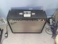 Hi, I have for sale a Fender Frontman 212R. Practically