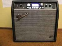 Up for sale is my Fender G-DEC 30 w 1x10 guitar combo