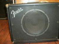 Fender GE112 Guitar Cabinet 80 watts @ 8 ohm. Made in