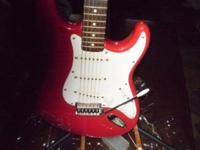 1994-95 fender squire stratacaster made in mexico in