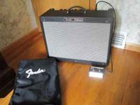 Fender Hot Rod Deluxe all tube guitar amp. 40 watts, 3