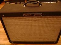 Fender Hot Rod Deluxe Tube Guitar Amp This 40-watt