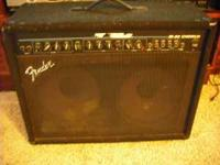 I am looking to sell my Fender Chorus M-80, has a clean
