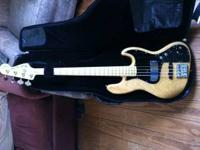 Ok for Sale is a Fender Marcus Miller Jazz Bass in the