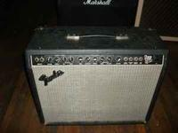 Here i have a fender stage one twelve, I have had it