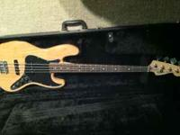 This bass has served me good for the past year when it