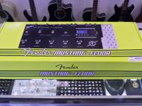 We are selling a Fender Mustang Floor Multi-Effects