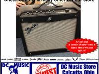 Fender Mustang III Amplifier used guitar amp for sale.