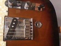 This guitar has the Schecter mini humbucker in the neck