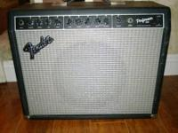 I have a Fender Performer 650 for sale.  Specs: 12 inch